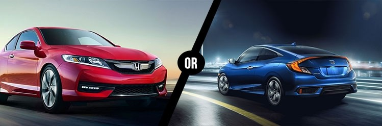 Civic Coupe or Accord Coupe