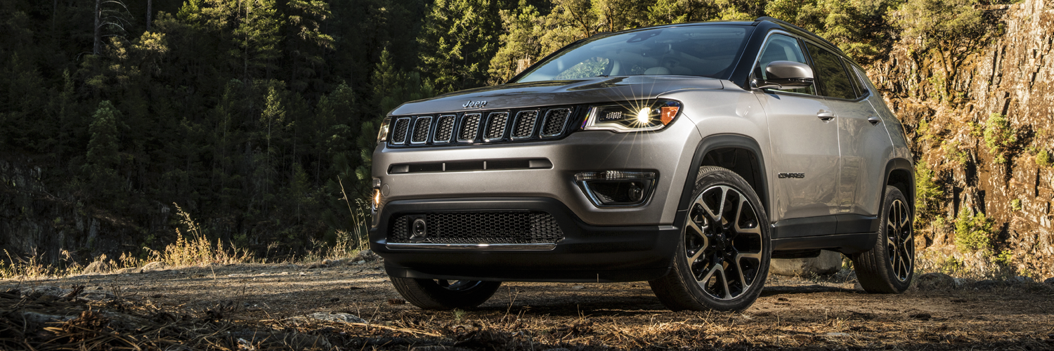 2019 Jeep Compass Sport Vs Latitude Vs Altitude Vs Limited