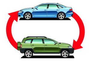car trade image