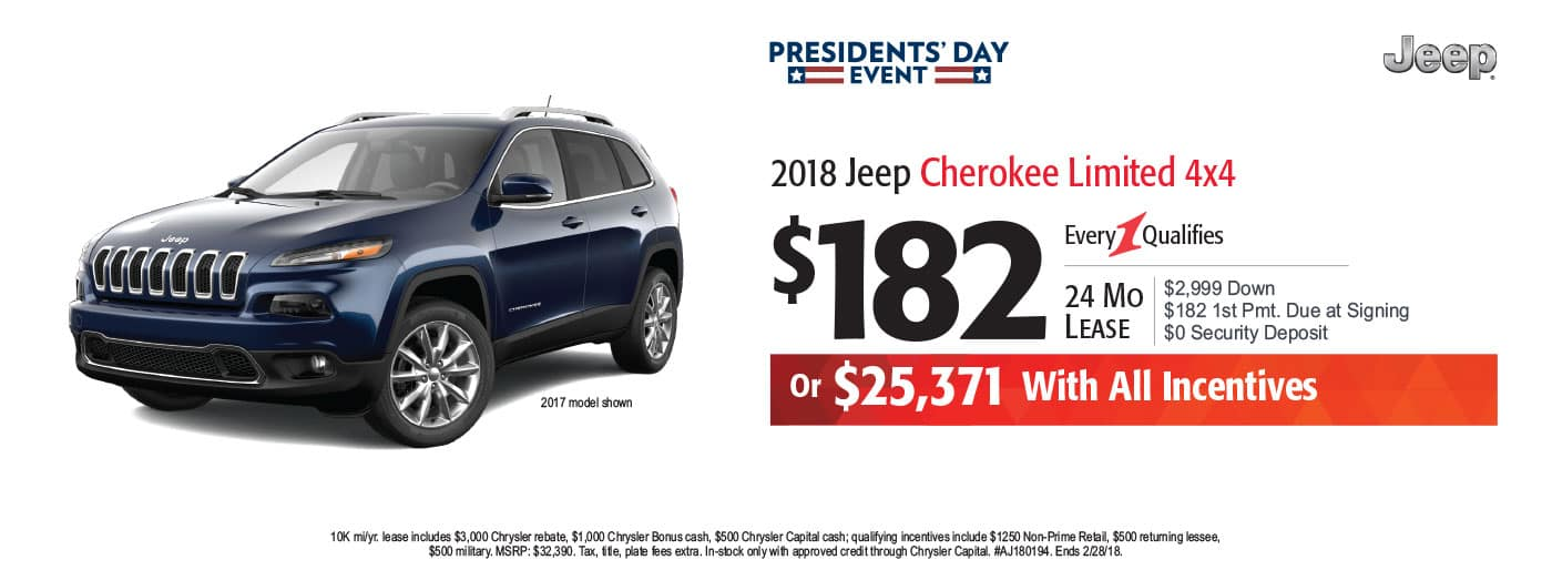 New Chrysler Jeep Dodge Ram Specials Allegheny Valley Cochran - Chrysler capital bonus cash