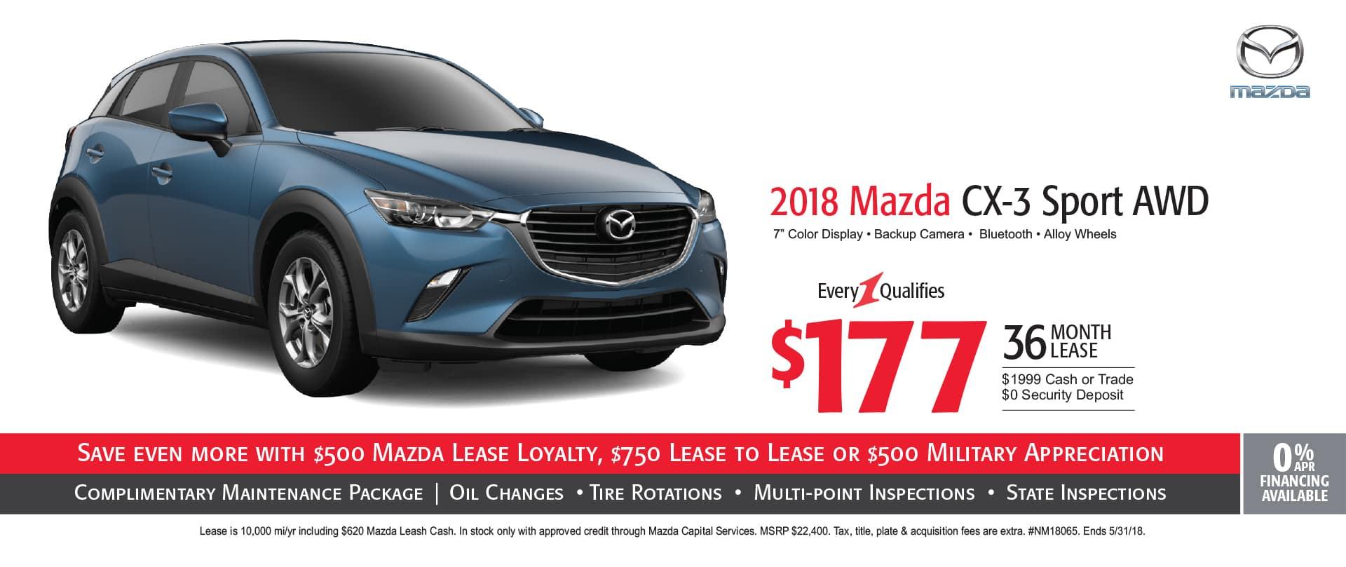 2017 Mazda