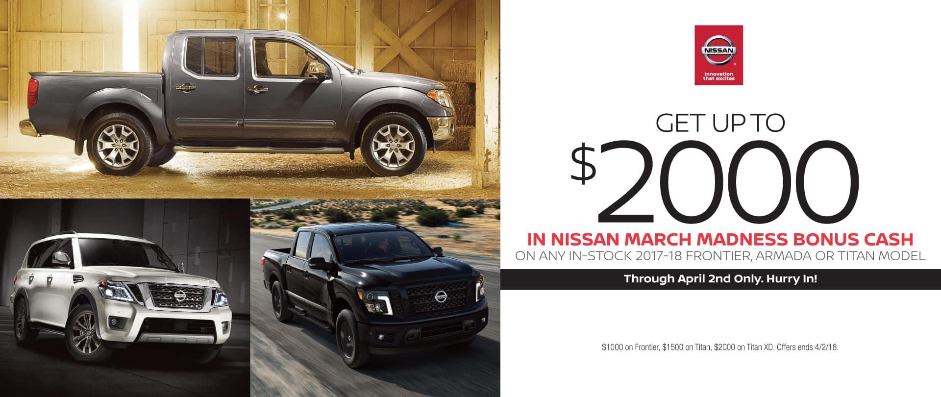 New Nissan Sales Specials Pittsburgh 1 Cochran