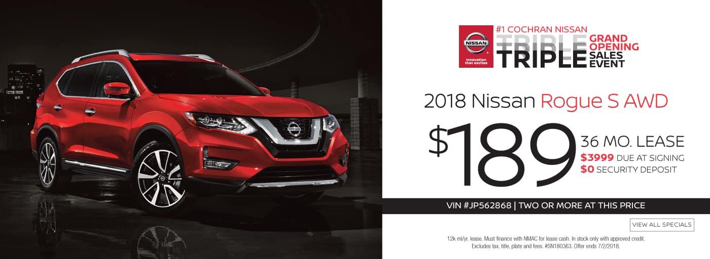2017 Nissan Rogue Sport S AWD