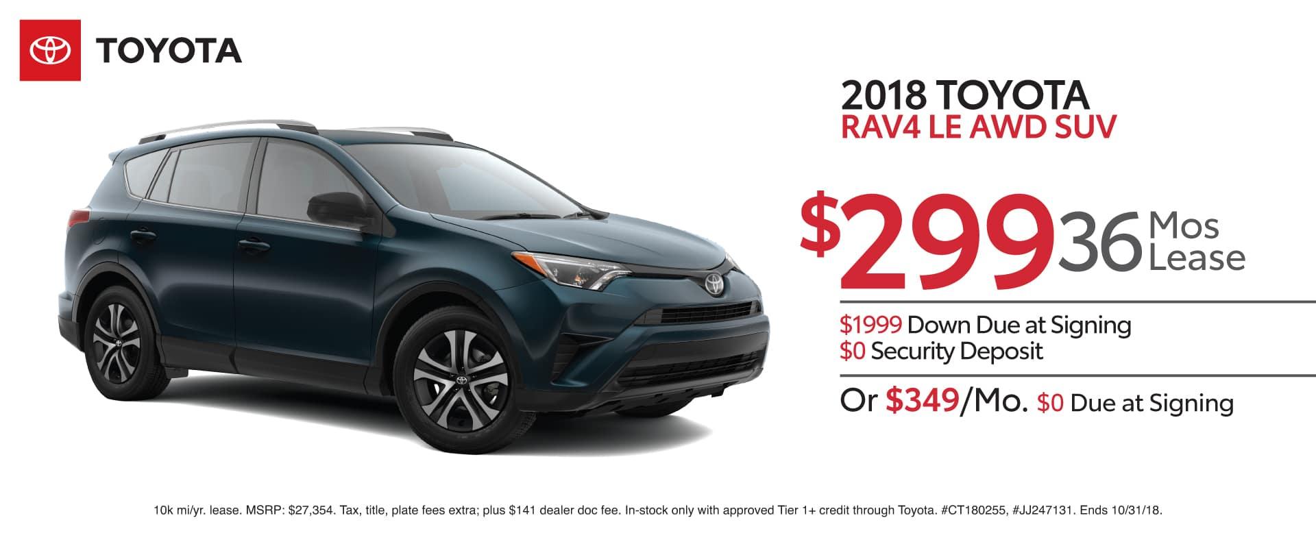 2018 Toyota