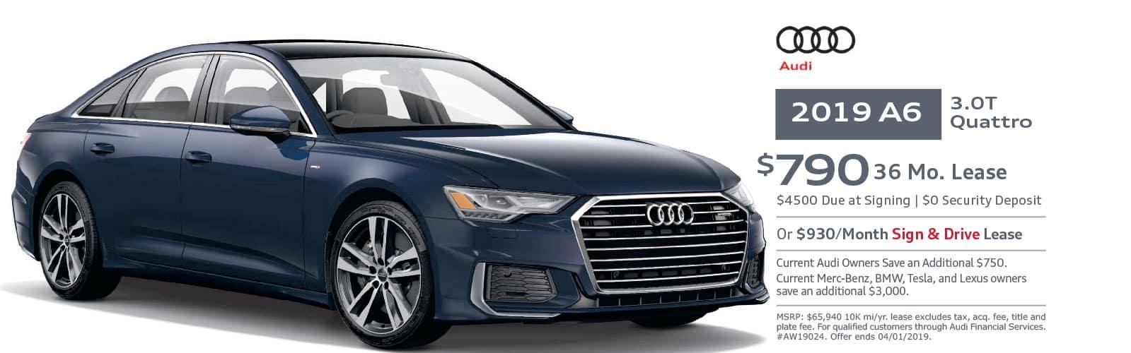 2018 Audi