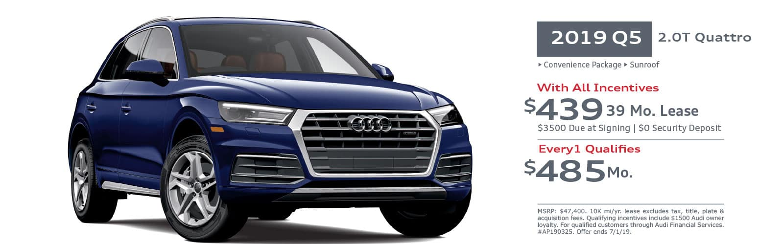 Audi Q5 Lease >> Audi Lease Deals Washington New Car Lease Specials Pittsburgh