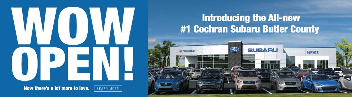 1 Cochran | The Regions Leading Automotive Retailer
