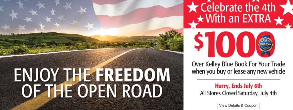 July 4th Offer