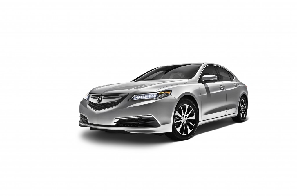 2017 TLX Featured Lease Special