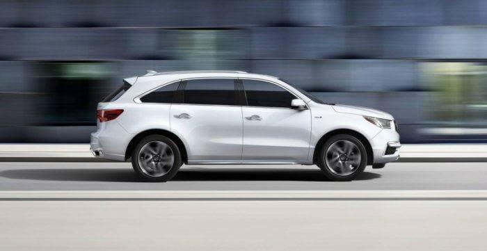 All About the 2017 Acura MDX Hybrid - Acura of Baton Rouge