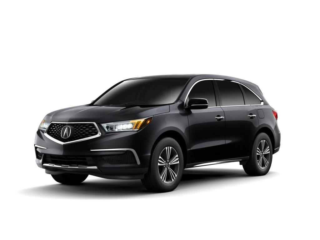 2017 MDX 9 Speed Automatic Lease