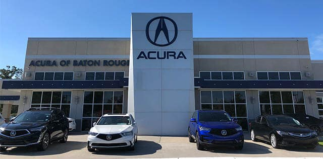 Serving Lafayette And New Orleans Acura Of Baton Rouge