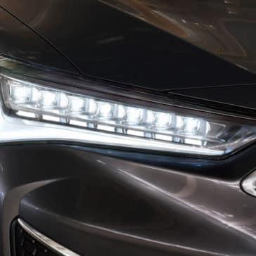 2019 Acura ILX Headlight