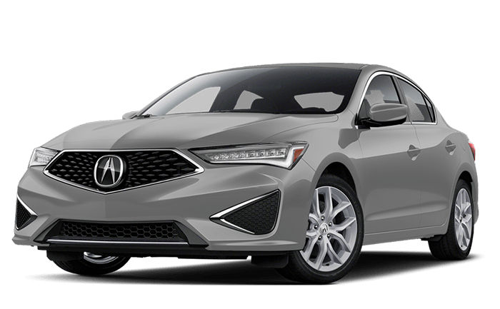 2019 Acura ILX Silver