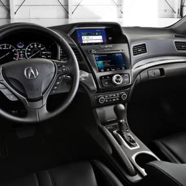 2019 Acura ILX Dash