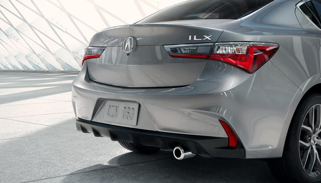 2019 Acura ILX Rear