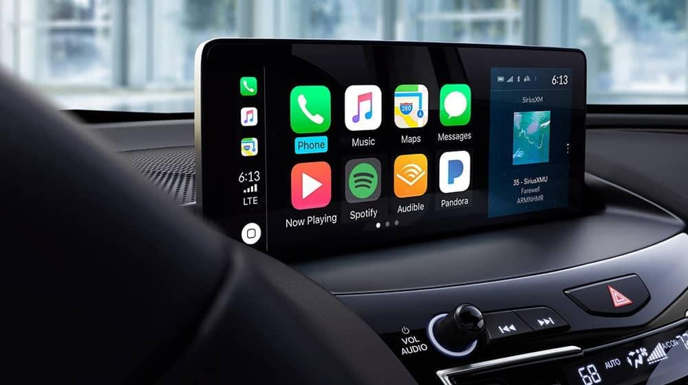 2019 Acura RDX Touchscreen