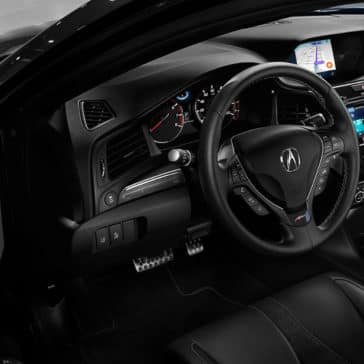 2019 Acura ILX Inteior