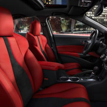2019 Acura ILX Cabin