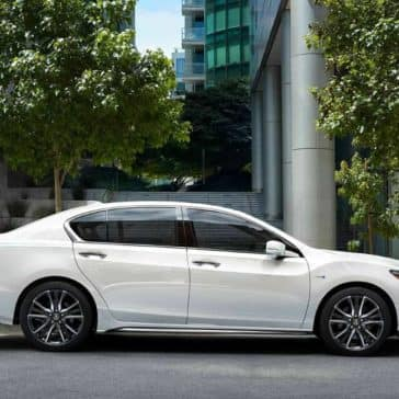 2019 Acura RLX White