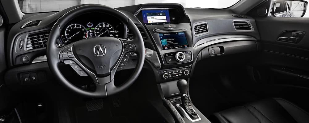2019 Acura ILX Interior Features, Comfort