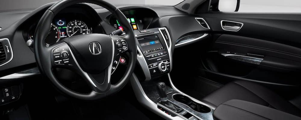 2019 tlx interior