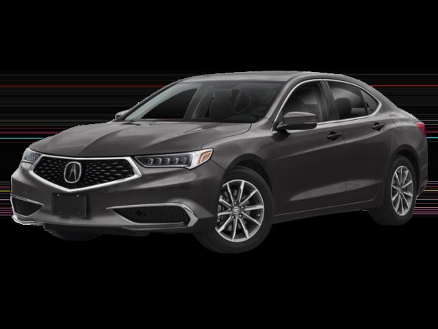 2019 Black Acura TLX