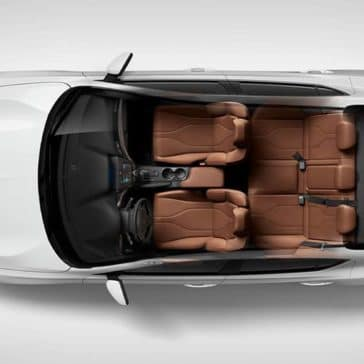 2020 Acura ILX Seating