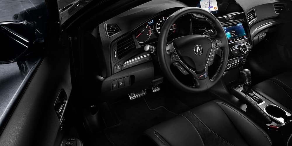 2020 Acura ILX Front Seat and Interior