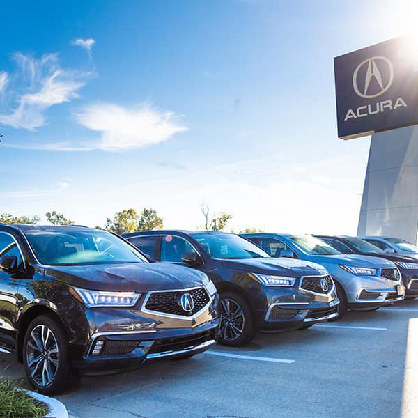 0.9% APR on New 2020 Acura Models