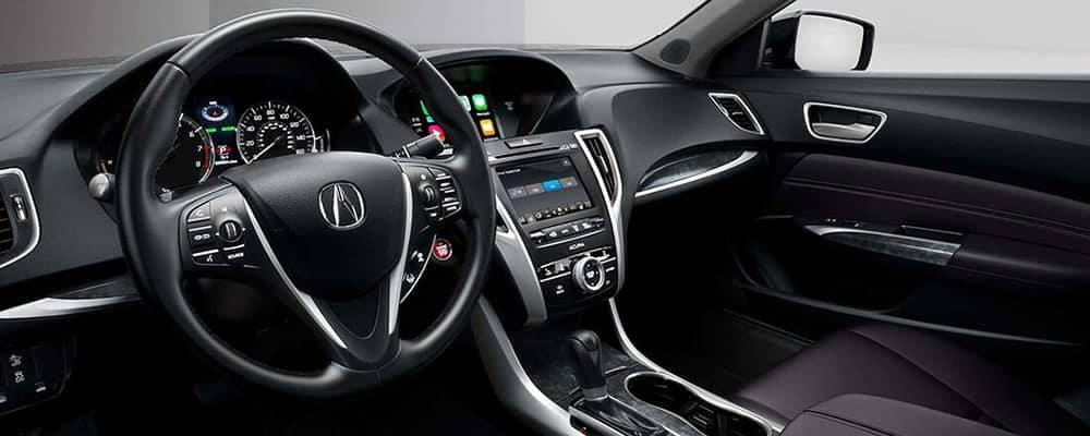 Acura TLX Interior