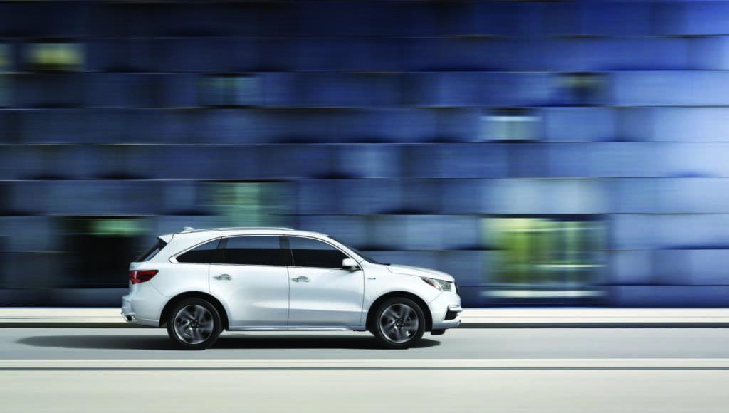 New 2020 Acura MDX 3.5L