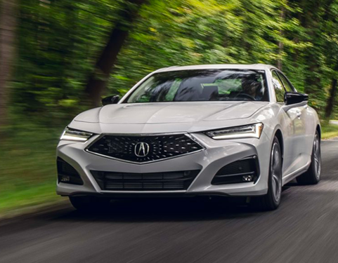 2021 Acura TLX Special APR