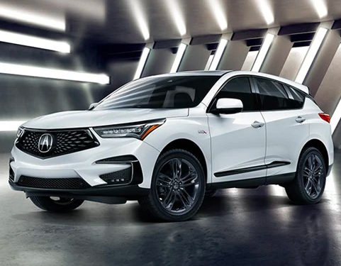 New 2021 Acura RDX Special APR