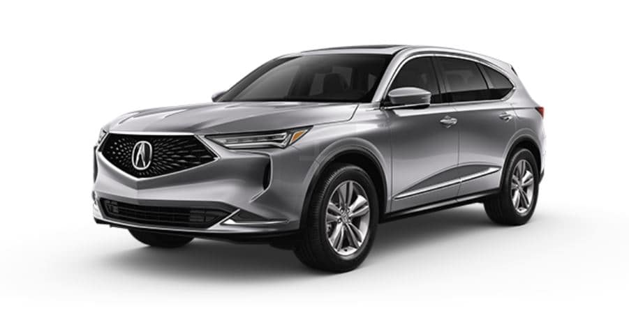 The new 2022 Acura MDX is here!