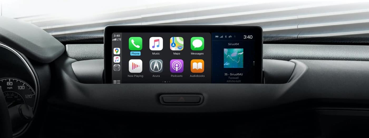 Acura Apple Carplay