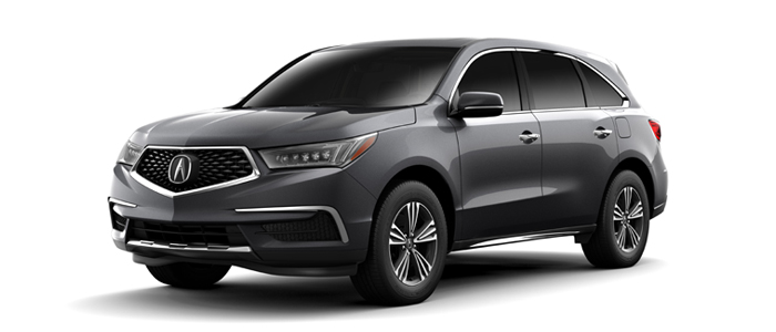 Acura MDX Lease Special with $0 Down Payment