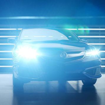 ILX Headlights