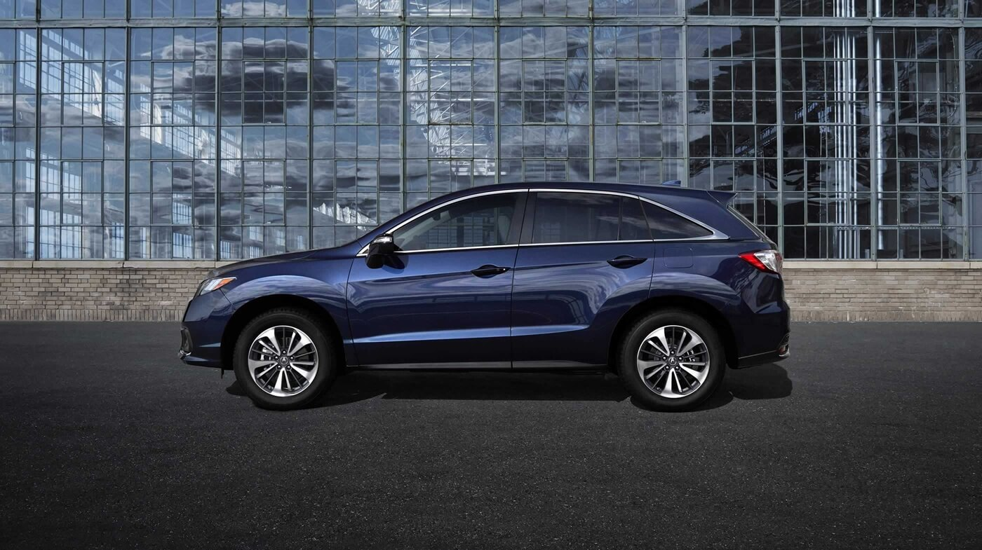 2017 Acura RDX side view