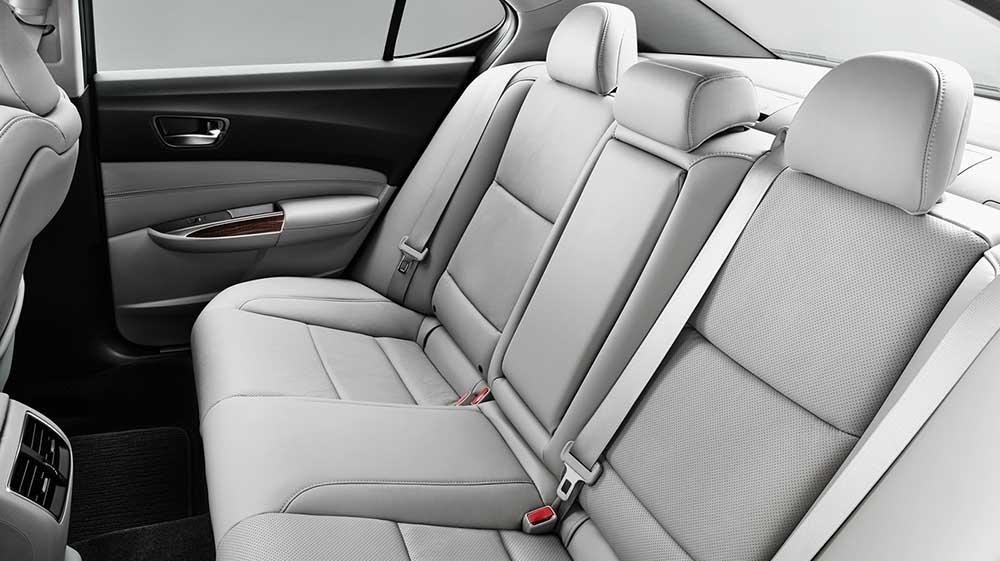 TLX Backseats