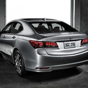 Silver TLX