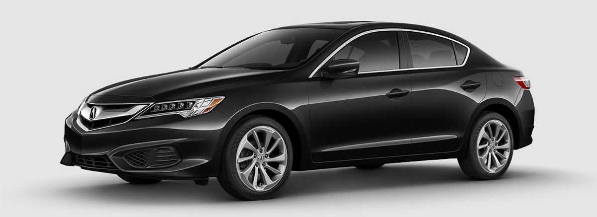 Acura ILX Info Acura Of Denville - Acura ilx 2018 black