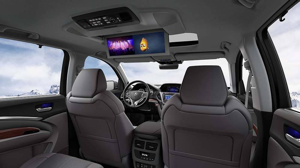 2017-Acura-MDX-Advance-and-Entertainment-Package-Graystone-Interior-Rear-Entertainment