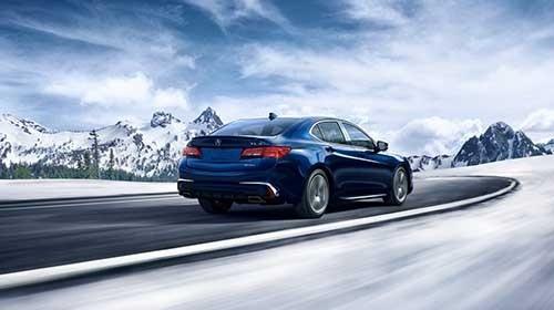 2018 Acura TLX Performance
