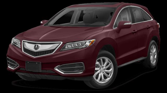 2018 Acura RDX copy