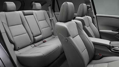 Acura RDX Interior Side View