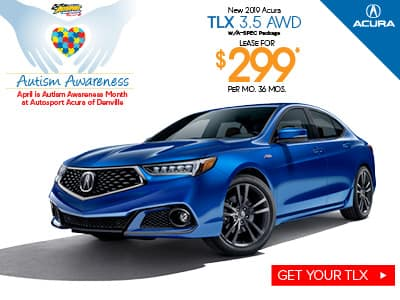 2019 Acura TLX  3.5 w/ A-SPEC Lease Special