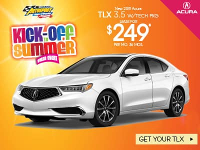 2019 Acura TLX 3.5 W/tech Package