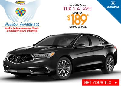 2019 Acura TLX 2.4 Base Lease Special