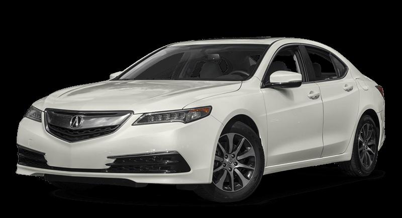 2017 Acura TLX White
